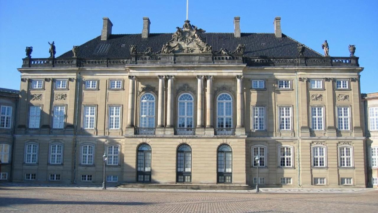 Rundtur I Chr Vii Palæ På Amalienborg Slot Safeticket